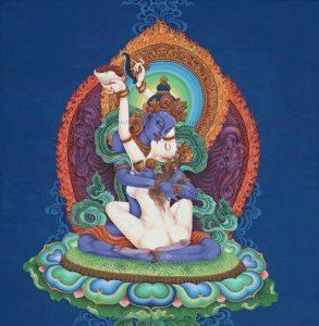 Sadhana-Tantra Jahrestraining Teil 1 @ DAO-Liebeskunst